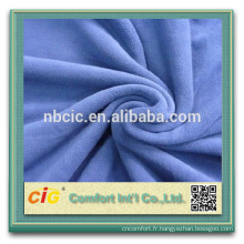 Haute qualité de tissu Anti-Pilling ouatine polaire tissu
