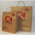 Custorm Print Kraft Bag