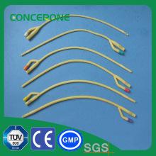 External 2 or 3 Way Foley Latex Catheter