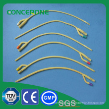 Medical Supplies Latex Foley Balloon Catheter