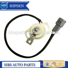 Capteur d'angle du moteur de positionneur de papillon Angle N ° de pièce 4257164 pour Hitachi EX200-3 EX200-5