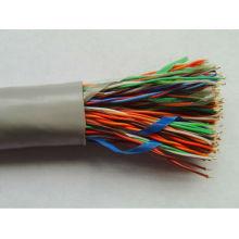 La mejor calidad con los cables impermeables del cable del teléfono