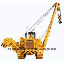 Grue de levage de machine de Pipelayer de chenille de 20 tonnes / chenille (DGY20)