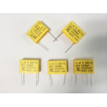 Cut Leg Y2 Film Capacitor (TMCF29-5) Safety Capacitor