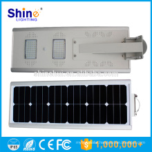 Factory Wholesale 50W All In One Solar auto-sensing led street light