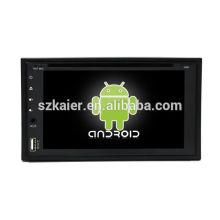 Núcleo Octa! Dvd do carro do android 8.0 para UNIVERSAL 7 com tela capacitiva de 6.2 polegadas / GPS / ligação do espelho / DVR / TPMS / OBD2 / WIFI / 4G