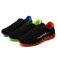 Sport Athletics Injection à chaud Aucun MOQ Stock Hommes Chaussures de sport
