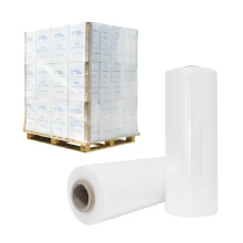 Transparent Clear Pack Cast PE Stretch Film 50cm LLDPE Pallet Wrap PE Stretch Film