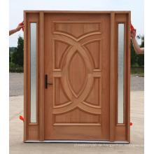 Unfinish Carving Eingangstüren Vordertüren, Haupteingang Holztüren