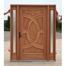 Unfinish Carving Entry Doors Front Doors, Main Entrance Wooden Doors