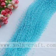 OEM for Pearl Candle Wreath Popular ABS Pearl Beaded Link Chains For DIY Craft export to Costa Rica Supplier