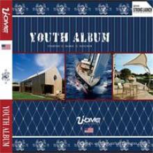 Los niños y niñas 175g puro Original papel pintado Catálogo--álbum Youth