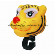 Bicycle PVC Cartoon Tiger Horn (HEL-148)