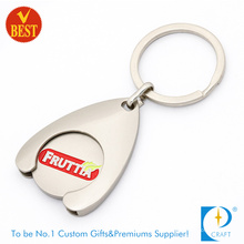 Trolley Coin Keychain/Metal Trolley Coin (KD0776)