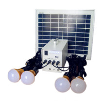 Indoor Solar Light Generator Kit for Home