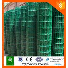Mesh en acier galvanisé / galvanisé en PVC / Mesh soudé en acier