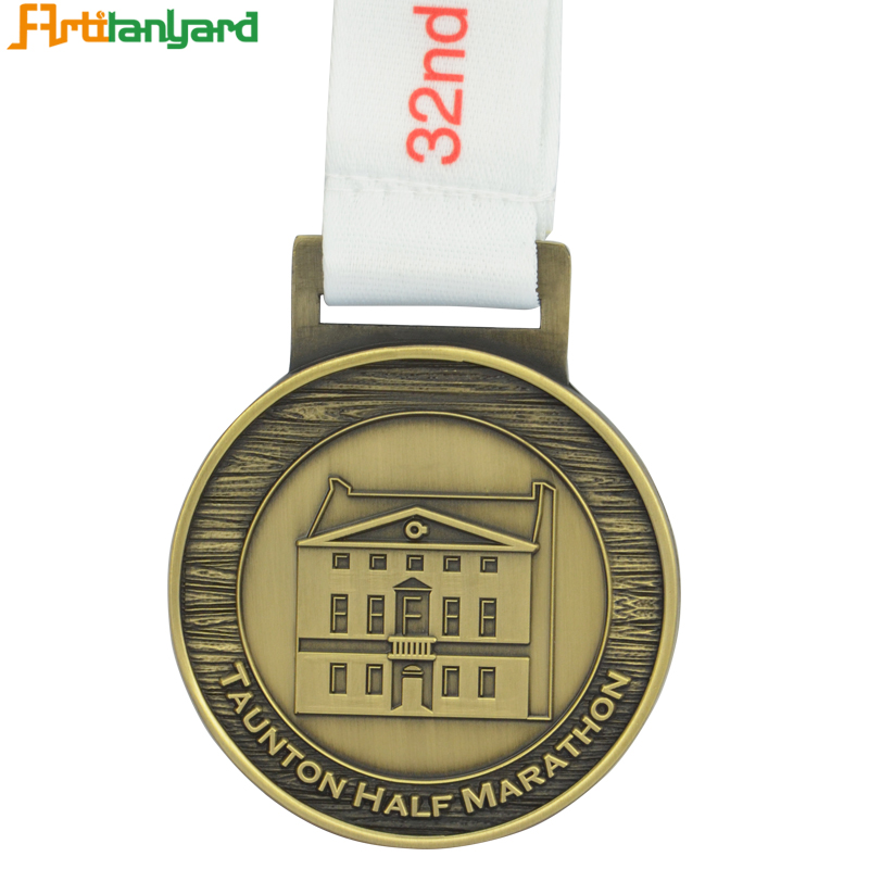 Medal With Customized Logo