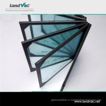 Landvac онлайн-магазины одной панели вакуума низкого стекла e для строительного материала