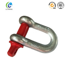 G210 anchor forged dee shackle