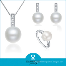 2014 Charming Wholesale Pearl Jewelry Set
