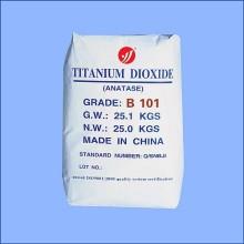 Barato anatase grau dióxido de titânio B101 com preço de fábrica
