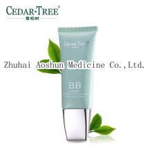 Extractos naturais de ervas Protecção da pele Creme Bb