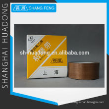 Changfeng PTFE fita adesiva alta temperatura 0,13 * 40mm * 10 m