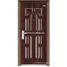 Competitive High Quality Steel Exterior Door KKD-563 From China Manufacturer