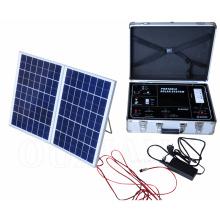 Système d'énergie de générateurs solaires complets portatifs 500W pour la maison