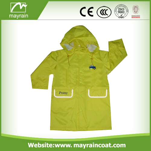 PVC Outdoor Jacket