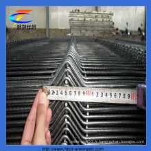 Anping Hot Sales PVC Triangle enrobé usine de clôture