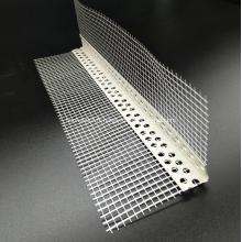 Perle d'angle en plastique PVC pour la construction de murs