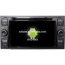 Android 4.4 Mirror-link TPMS DVR car dvd player for Ford old Focus with GPS/Bluetooth/TV/3G