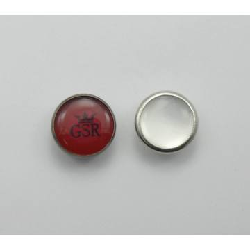 New Design Fashion Customized Metal Prong Fasteners Snap Buttons
