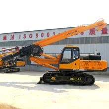 Petite machine de forage de foreuse hydraulique Bauer Auger