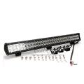 10-30V 180W hohe Steifigkeit super helle wasserdichte 6000K PC Linse zweireihig gerade led offroad light bar