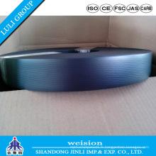 Bande de bande de bordure de PVC pour le Nigéria 1 * 50mm