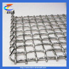 China Stainless Steel Crimped Wire Mesh