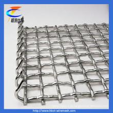 China Aço Inoxidável Prensado Wire Mesh