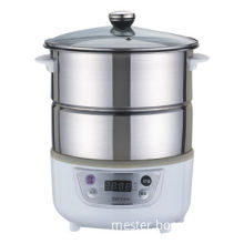 Steam Bread Maker Safety Protection for Dry-heating One Hour Keep-warm Function