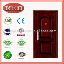 90mm Luxus Stahl Sicherheit Tür KKD-301 von Yong Kang China