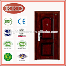 90mm Luxury Steel Security Door KKD-301 from Yong Kang China