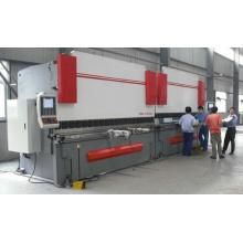 2-WE67K serie hidráulica tandem prensa hidráulica