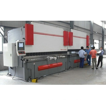 2-WE67K series tandem hydraulic press brake