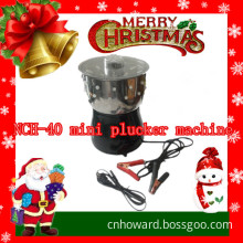 CE Approved Fully Automatic Stainless Steel Mini Small Quail Bird Plucking Plucker Machine Nch-40