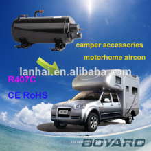 ce rohs r407c air conditioning rotary compressor bus air conditioner for rv motorhome