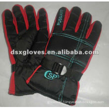 Men Ski Sport Gloves with velvet
