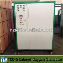 Planta de Producción de Oxígeno TCO-5 Norma CE
