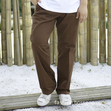 Man's Autumn Long Woven Sports Pants for Men (LSPANT060)