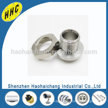 OEM high precision cnc lathe stainless steel nut and bolt